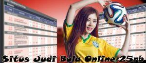 Situs Daftar Agen Judi Bola Online Terpercaya Indonesia